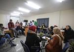 فلسطينيات تبدأ التدريب الأول لمشروع فضاء شبابي