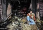 غزة: لجنة حكومية تقر بمحاسبة المسؤولين عن حريق النصيرات