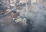ارتفاع عدد وفيات حريق النصيرات لـ11