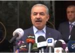 اشتية يوصي الرئيس عباس بتمديد حالة الطوارئ