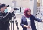 """في حضرة """"كورونا"""".. """"صحافيات غزة"""" قصةٌ حزينة!"""