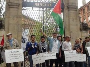 """الجالية الفلسطينية في فرنسا تواجه """"كورونا"""" بالتكافل"""