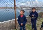 برك النصيرات تخنق الناس في منطقة وادي غزة