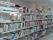 """غزة.. """"غُبار الغِياب"""" يغزو أرفف المكتبات العامة"""