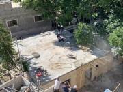 الاحتلال يخطر بوقف العمل في مسكنين وحظيرة