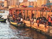 ميناء غزّة يعجّ بالفلسطينيين بعد أشهر على إغلاقه (فيديو)
