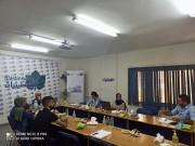"""اللجنة التوجيهية ل """"فضاء شبابي"""" تعقد اجتماعها الثالت"""