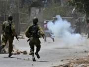 إصابات في مواجهات عنيفة مع قوات الاحتلال جنوب وشرق نابلس