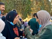 أجواء الاحتفال بعيد الأضحى المبارك في باحات المسجد الأقصى