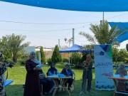 فلسطينيات تختم مخيمًا للمناظرات في قطاع غزه