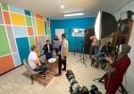 """فلسطينيات تطلق حلقات البرنامج التلفزيوني"""" فضاء شبابي"""""""
