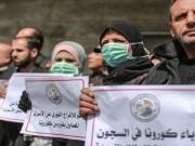 أسرانا في سجون الاحتلال .. عزل وإهمال طبي وكورونا