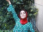 """""""درامز"""" حلا يختصر ليالي الحجر الطويلة بغزة"""