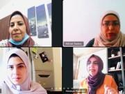 فلسطينيات تنهي استعدادها لمؤتمر السنوي الاعلاميات يتحدثن للعام الخامس