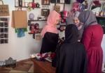 متجر ياقوت مشروع لثمانية نساء في قطاع غزة