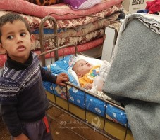 معاناة أهالي حمصة الفوقا بعد هدم الاحتلال منازلهم