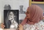 طالبة الطب التي حوّلت التشريح إلى لوحات فنية