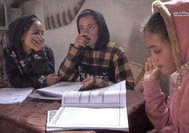 كورونا والفقر والحصار.. ثلاثية تخنق آمال أطفال غزة