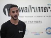 أول أكاديمية لتعليم رياضة الباركور في قطاع غزة