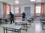 إغلاق عشرات المدارس برام الله ونابلس حتى الأحد بسبب كورونا