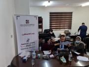 لجنة الانتخابات المركزية تبحث إجراء الانتخابات المحلية في الضفة وغزة