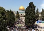 70  ألف مصل في جمعة رمضان الأولى بالأقصى