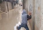 """شارع أبو مهادي بلا بنية تحتية والسكان ملّوا """"إبر البنج"""""""