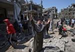 معاناة مضاعفة بسبب العدوان الاسرائيلي