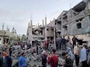 بسمةُ العيد تتوارى خلف رائحة البارود في غزّة