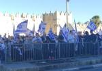 """""""يديعوت"""": تم تغيير خط سير مسيرة الأعلام خشية التصعيد مع غزة"""
