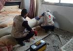 موتٌ مخبّأٌ في باطن الأرض يُرعب أمهات غزة