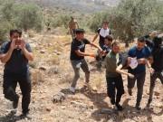 استشهاد مواطن برصاص الاحتلال جنوب نابلس