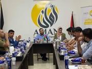"""توصية بإعداد """"مدونة سلوك"""" لتتبّع المساعدات بغزة"""