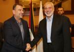 حماس تعيد انتخاب هنية رئيسًا لمكتبها السياسي والعاروري نائبًا له