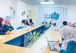 نادي الاعلاميات يعقد جلسة حوارية الحريات الاعلامية في قطاع غزه وحمايتها