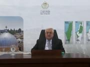"""عباس يمنح """"إسرائيل"""" عامًا واحدًا للانسحاب إلى حدود 67"""
