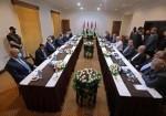بحثا ملفات ساخنة.. وفد حماس بالقاهرة برئاسة هنية يلتقي عباس كامل