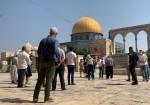 91 مستوطنا يقتحمون المسجد الأقصى