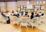 فلسطينيات تنفذ جلسة تفريغ نفسي للصحافيات بقطاع غزة