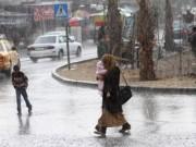 حالة الطقس: تتأثر البلاد بمنخفض جوي وأمطار اليوم وغدا