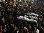 وصول 3 شهداء إلى المستشفى الاندونيسي في شمال غزة