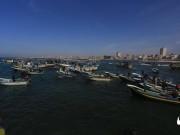 الاحتلال يقرر  توسيع مساحة الصيد في قطاع غزة