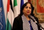"""وزيرة الصحة: إرسال 1500 مسحة خاصة بفحوصات """"كورونا"""" إلى قطاع غزة"""