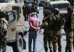 الاحتلال يعتقل تسعة مواطنين من الضفة