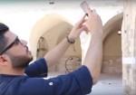 أحمد أبو دية يذيب حصاره عبر السناب شات
