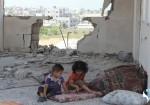وسام ابو جامع  :دمروا البيت .. دمروا العاب الاطفال